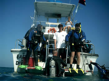 Diver Education at Phoenix SCUBA and Watersports